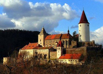 krivoklat-castle